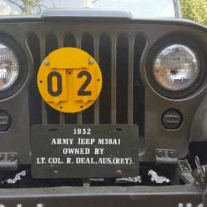 M38A1 Grill